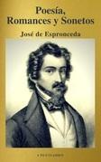 José de Espronceda : Poesía, Romances y Sonetos ( Clásicos de la literatura ) ( A to Z classics)