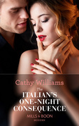 The Italian's One-Night Consequence (Mills & Boon Modern) (One Night With Consequences, Book 44)