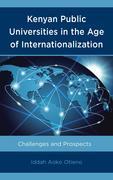 Kenyan Public Universities in the Age of Internationalization