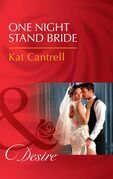 One Night Stand Bride (Mills & Boon Desire) (In Name Only, Book 2)