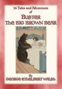BUSTER THE BIG BROWN BEAR - 16 adventures of Buster the Bear