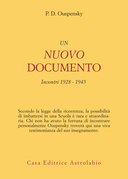Un nuovo documento