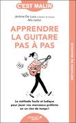 Apprendre la guitare pas à pas, c'est malin
