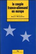 Le couple franco-allemand en Europe