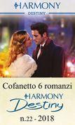 Cofanetto 6 romanzi Harmony Destiny - 22