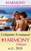 Cofanetto 8 romanzi Harmony Collezione - 22