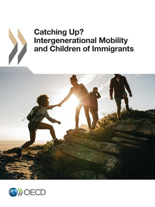 Catching Up? Intergenerational Mobility and Children of Immigrants