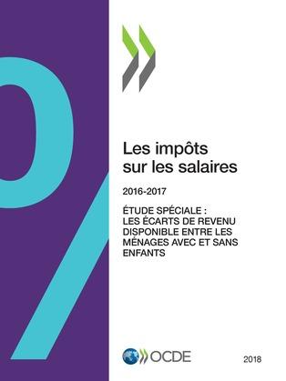 Les impôts sur les salaires 2018