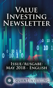 2018 05 Value Investing Newsletter by Quant Investing / Dein Aktien Newsletter / Your Stock Investing Newsletter