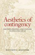 Aesthetics of contingency
