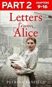 Letters from Alice: Part 2 of 3: A tale of hardship and hope. A search for the truth.