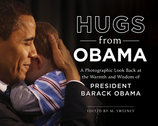 Hugs from Obama
