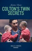 Colton's Twin Secrets (Mills & Boon Heroes) (The Coltons of Red Ridge, Book 9)