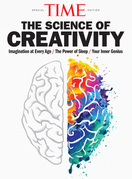 TIME The Science of Creativity