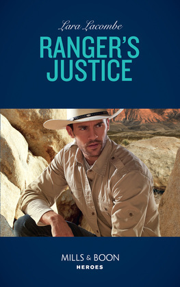 Ranger's Justice (Mills & Boon Heroes) (Rangers of Big Bend, Book 1)