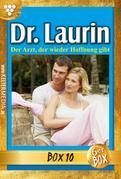 Dr. Laurin Jubiläumsbox 10 – Arztroman