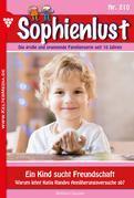 Sophienlust 210 - Liebesroman