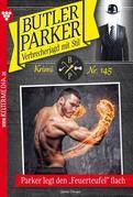 Butler Parker 145 – Kriminalroman