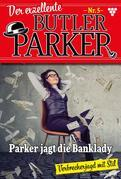 Der exzellente Butler Parker 5 – Kriminalroman