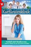 Kurfürstenklinik 84 – Arztroman