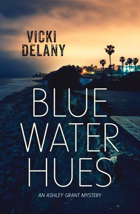 Blue Water Hues