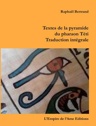 Textes de la pyramide du pharaon Téti