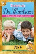 Kinderärztin Dr. Martens Jubiläumsbox 4 - Arztroman