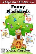 Alphabet All-Stars: Funny Flashcards