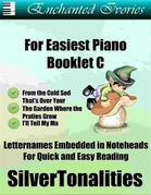 Enchanted Ivories For Easiest Piano Booklet C