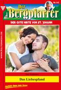 Der Bergpfarrer 145 - Heimatroman