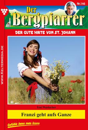 Der Bergpfarrer 146 - Heimatroman