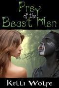 Prey of the Beast Men (Slaves of the Beast Men)