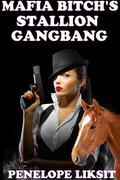 Mafia Bitch's Stallion Gangbang