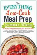 The Everything Low-Carb Meal Prep Summer Menu