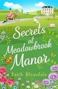 Secrets at Meadowbrook Manor (Meadowbrook Manor, Book 2)