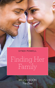 Finding Her Family (Mills & Boon True Love) (Return of the Blackwell Brothers, Book 2)
