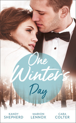 One Winter's Day: A Diamond in Her Stocking / Christmas Where They Belong / Snowed in at the Ranch (Mills & Boon M&B)