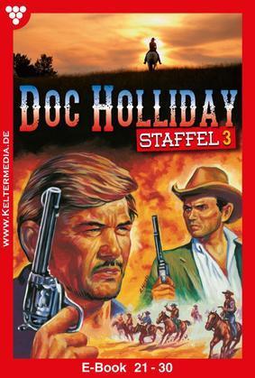 Doc Holliday Staffel 3 – Western
