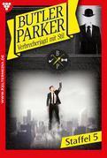 Butler Parker Staffel 5 – Kriminalroman