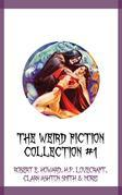 The Weird Fiction Collection #1