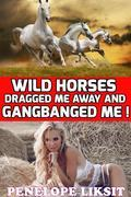 Wild Horses Dragged Me Away And Gangbanged Me (bestiality)
