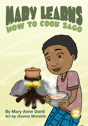 Mary Learns How To Cook Sago