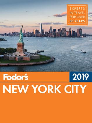 Fodor's New York City 2019