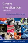 Covert Investigation Fifth Edition