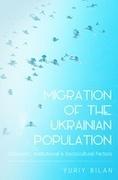 Migration of the Ukrainian Population