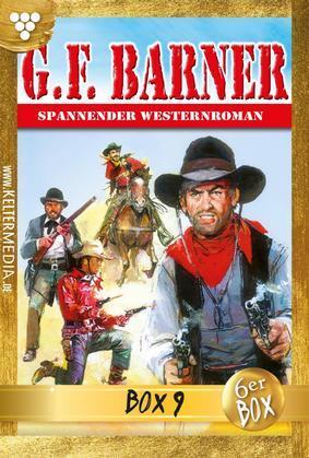 G.F. Barner Jubiläumsbox 9 – Western