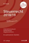 Steuerrecht 2018/19