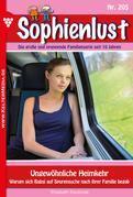 Sophienlust 205 - Liebesroman