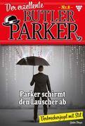 Der exzellente Butler Parker 8 – Kriminalroman