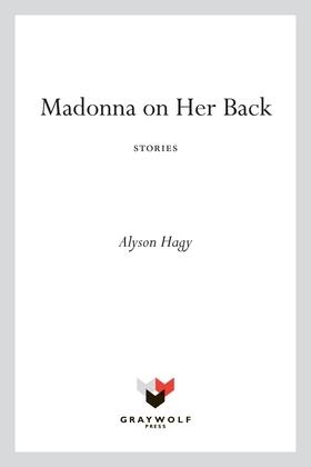 Madonna on Her Back
